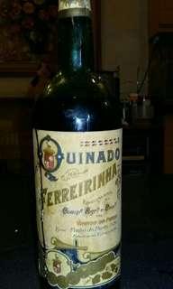 quinado ferreirinha wine vintage 1980