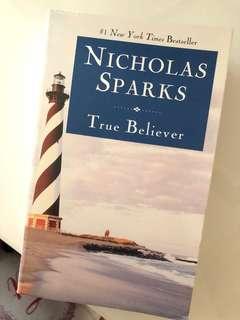 Nicholas Sparks: True Believer
