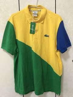 🚚 Lacoste限定版巴西短衫