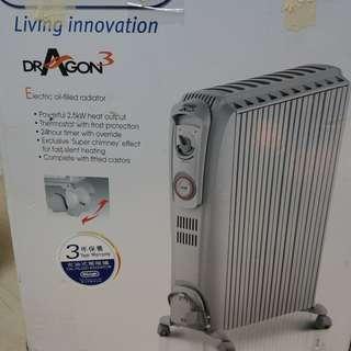 德龍DeLonghi Dragon3 充油式暖爐