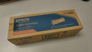 Espon toner aculaser 打印機 c2900 cx29碳粉 紅色 0628