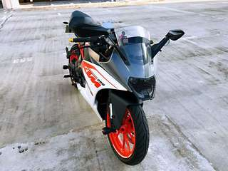 KTM RC 200 Powerful Pick Up