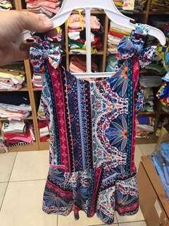 Baju Renang Baby Girl Tribal (12-18m)