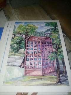 Lukisan korea/ buku korea
