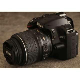 Nikon D3200 Entry Level DSLR