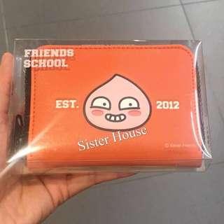 🇰🇷(包郵) Kakao Friends School Apeach Mini Multi Pouch 迷你多用途萬用袋