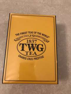 TWG morning tea set