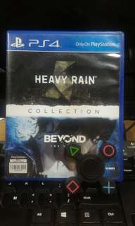[PS 4] Heavy Rain and Beyond Two Souls Collection