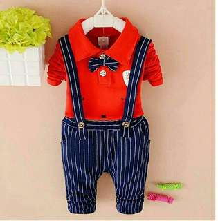 Av jumper Calvin red