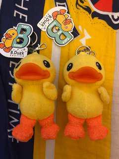迷你B Duck公仔鎖匙扣