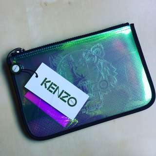 New Authentic Kenzo tiger 🐯 clutch