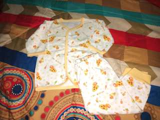 Piyama Velvet Set Yellow