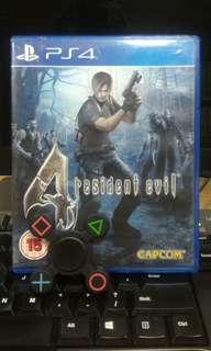 [PS 4] Resident Evil 4