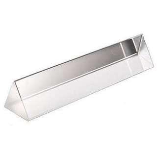 Optical Glass Prism — 20cm