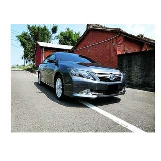 2012年 Toyota   Camry  灰✅0頭款 ✅免保人✅低利率✅低月付 FB搜尋:阿源 嚴選二手車/中古車買賣