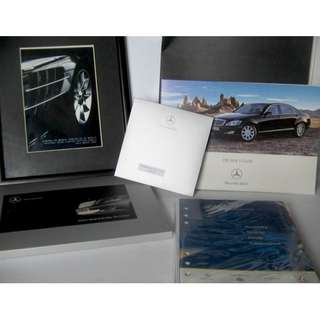 F1 Mclaren Street Car Mercedes Benz S-Class Kit Limited Edition '06