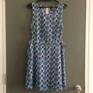 [US 8] H&M Printed Dress