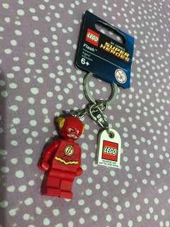 Lego DC Comics Super Heroes The Flash Key Chain