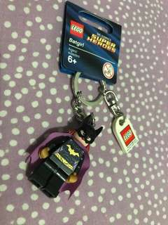 Lego DC Comics Super Heroes Batgirl Key Chain