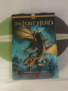 The Heroes of Olympus – Book One: The Lost Hero