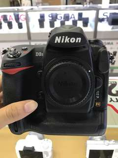 Nikon D3s Body SC:15k