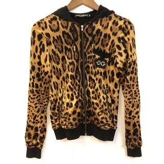 豹紋外套 Dolce & Gabbana cardigan size 36