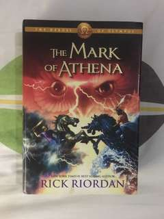 Heroes of Olympus – Book Three: The Mark of Athena