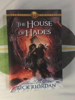 Heroes of Olympus – Book Four: The House of Hades