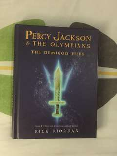 Percy Jackson & The Olympians – The Demigod Files