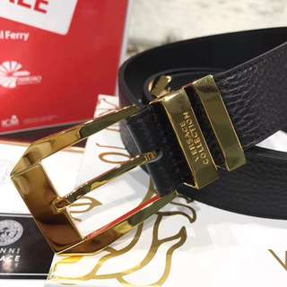 Belt versace