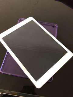 I pad air. 16gb (WiFi edition) very good condition
