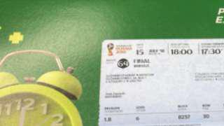 World cup finals (1 ticket)