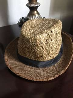 Women hat /topi rotan