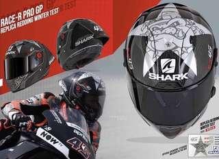 Shark Race R Pro GP (Replica Redding Winter Test)