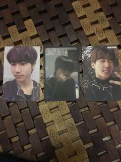 WTS Stray Kids Photo Card