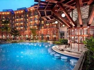RWS Hotel stay on July 2018