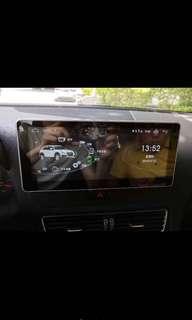 Audi q5大屏