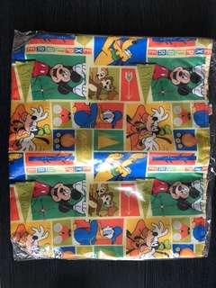 日本直送 迪士尼保冷暖環保袋