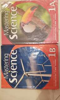 Oxford Mastering Science 1A,1B