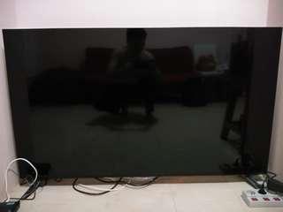 Smart TV LG 55inch Ultra-HD 4K 3-Dimensi Mulus
