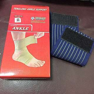 Ankle Support TENGLONG Sports 2016 Blue color - NEW