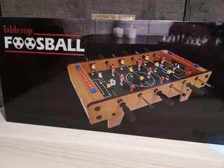 Tabletop Foosball