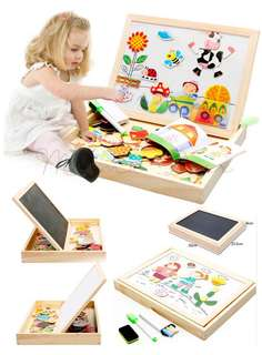 Children Early Learning Picture Board Drawing Writing