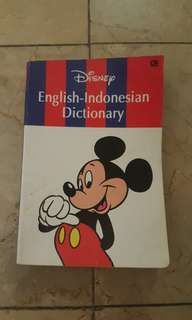 DISNEY English Dictionary