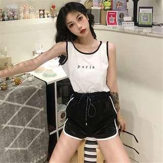 T shirt or' short pant