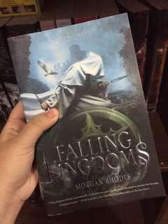 Falling Kingdom by Morgan Rhodes
