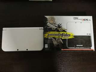 Nintendo 3DS XL FE Fates Limited Edition (modded)