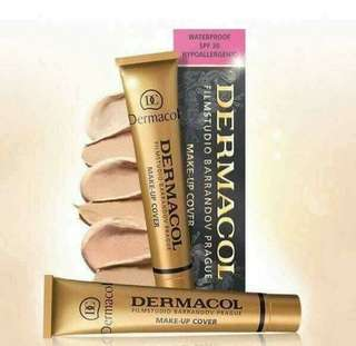 DERMACOL MAKE UP COVER P55 EACH 3 FOR 150