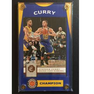 Stephen Curry Card - Warriors Three Point Shooter
