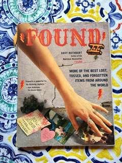 Found II by Davy Rothbart